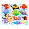 """Giclée-Druck auf FineArt Papier: """"Colorful Fish in the Sea""""."""