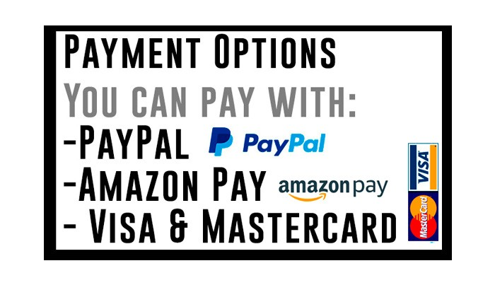 New Amazon Pay!